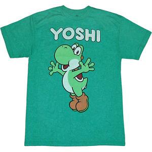 Nintendo-Super-Mario-Yoshi-T-Shirt