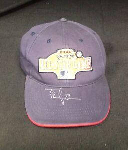 Frankie Rodriguez signed 2004 All-Star Game Baseball Hat PSA/DNA #L74736