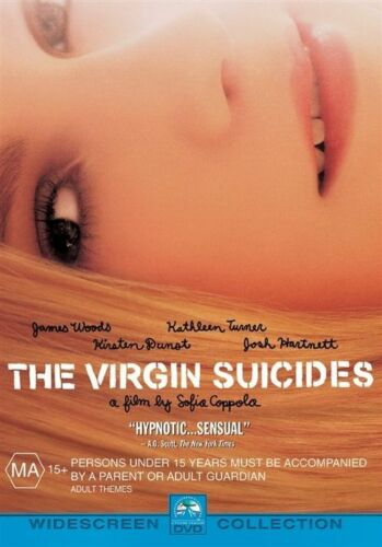 1 of 1 - The Virgin Suicides (DVD, 2003) Region 4 🇦🇺 Brand New Sealed Free Postage
