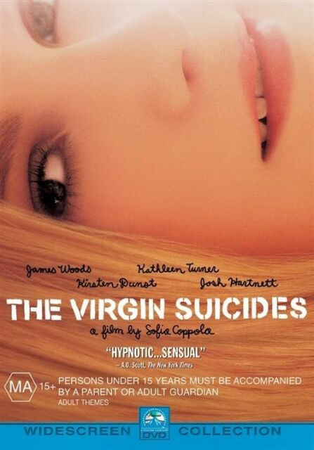 The Virgin Suicides (DVD, 2003)