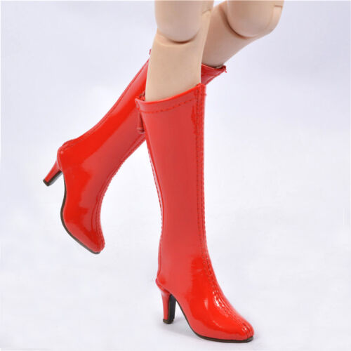 For tonner doll marie Antoinette shoes shery boots red Bright