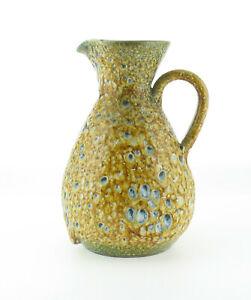 Le-Cyclope-franzoesische-Keramik-Fat-Lava-Emaux-des-Dunes-Dekor-70s-Space-Age