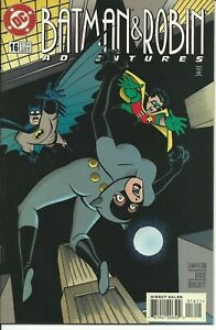 Batman & Robin Adventures N° 16 - Dc 1997 ( Comics Usa )