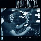 Let's Talk It Over by Lonnie Brooks (CD, Jun-1993, Delmark (Label))