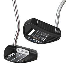 Guerin Rife Golf Rockersole Tour Spec Black 370 Master Milled USA Heel Mallet