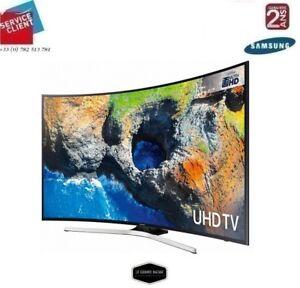Samsung-UE55MU6205-TV-LED-4K-Ultra-HD-55-034-Incurve-Garantie-2ans