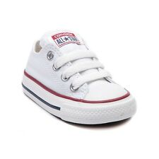 21173a5cbcf Toddler Converse Chuck Taylor All Star Low Top 100 Athletic Optical White  7j256 5