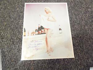 10-x-8-hot-photo-hand-signed-MARTHA-HYER-1924-2014-AFTAL-COA-dedicated