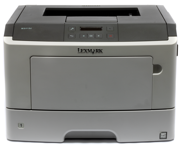 LEXMARK MS410D DRIVER FOR WINDOWS MAC