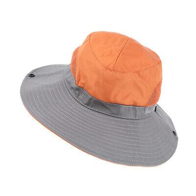 Qlans Chapeaux De P/êche Coupe-Vent Large Bord Chapeau Chapeau Boonie Chapeau