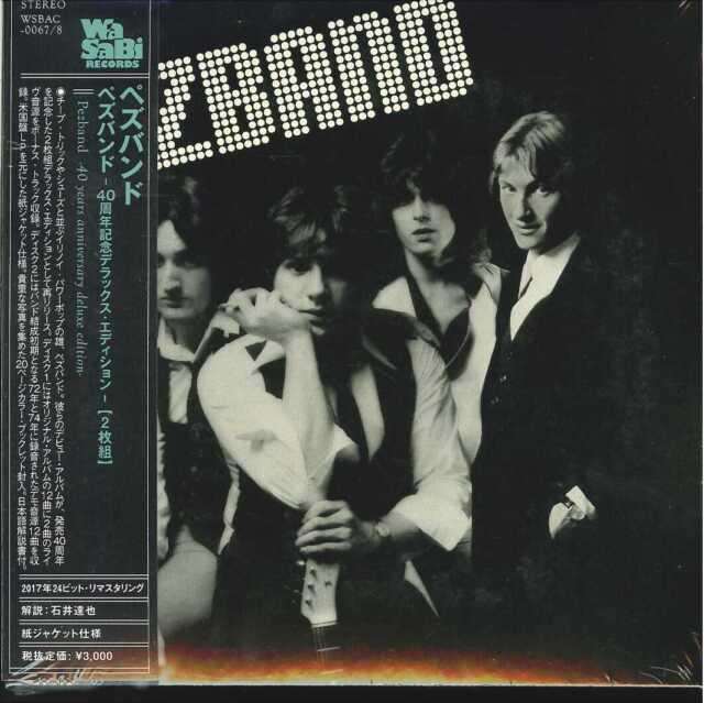 PEZBAND-PEZBAND-40 YEARS...-JAPAN 2 MINI LP BLU-SPEC CD BONUS TRACK G88