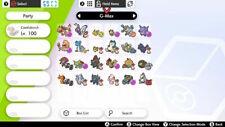 All Shiny Gigantamax Pokemon | 6 IV | Battle Ready | Pokémon Sword & Shield |