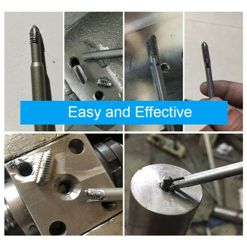 Broken Tap Extractor Removal Tool HSS M3-M30 with 3//4 Claw Metric Removal Tool