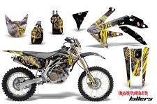 Honda CRF 450X Graphic Kit AMR Racing # Plates Decal Sticker Part 05-13 IMK