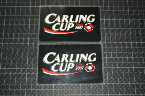 07 CARLING CUP FINAL PATCHES