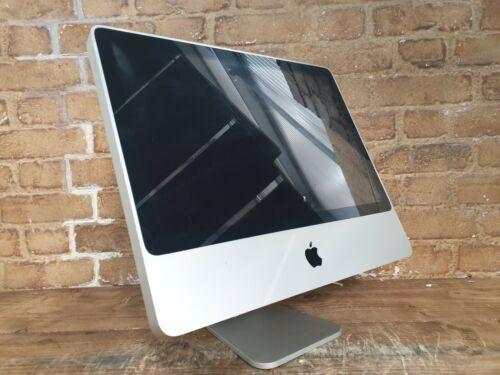 """Apple iMac 20/"""" Core 2 DUO 2.4GHz inizio del 2008 NO HDD 2GB RAM 122767"""