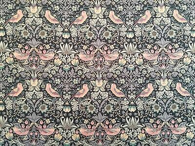 LIBERTY TANA LAWN - 100/% COTTON FABRIC ALL SIZES L STRAWBERRY THIEF
