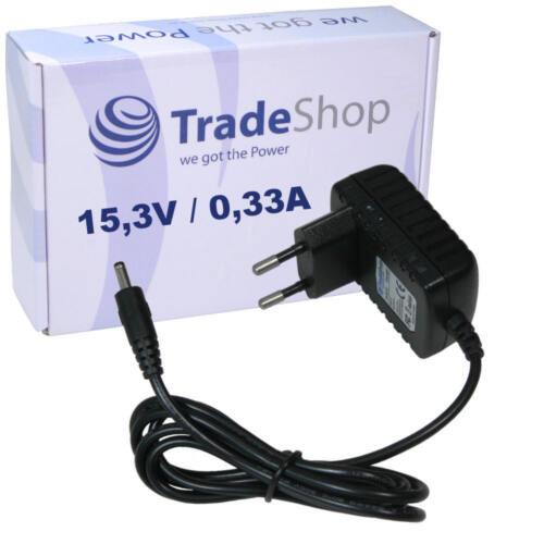 Alimentation chargeur 15,3 V 330 mA remplace Black & Decker hka-15321