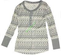 Maternity Top Liz Lange Long-sleeve Shirt Womens Thermal Xs S M L Xl Xxl