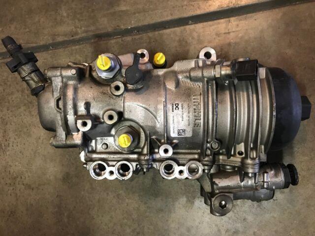 DD15 Lu fuel filter housing # A4710909852/002 detroit diesel freightliner    eBayeBay
