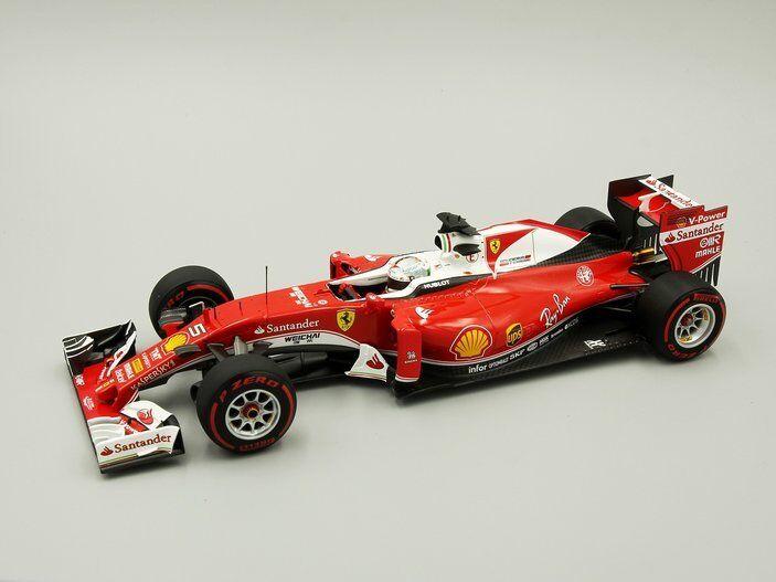 BBR 1 18 Ferrari SF16-H  Scuderia Ferrari  Sebastian Vettel  GP  2016