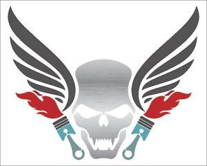 Winged-SKULL-STENCIL-Graffiti-Biker-Tattoo-A4-A3-A2-A1-A0-350-micron-SKUL010