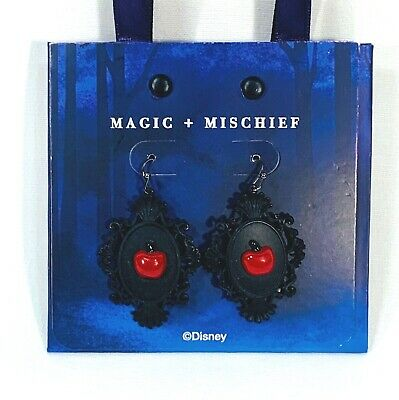Mischief Jewelry Collection Villain Maleficent Earrings New Disney Parks Magic