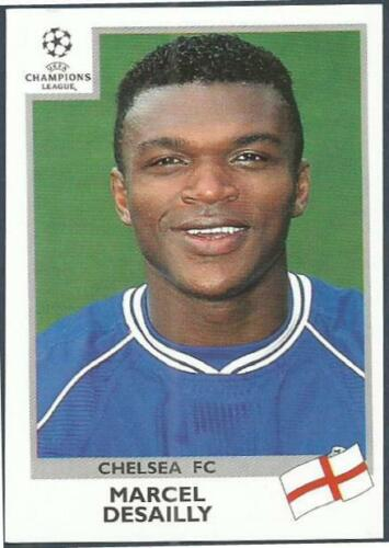 #275-CHELSEA-MARCEL DESAILLY PANINI UEFA CHAMPIONS LEAGUE 1999-00