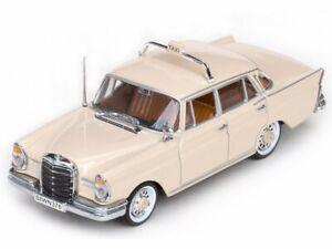 MB Mercedes Benz 220 SE - 1959 - Berlin Taxi Cab - Vitesse 1:43