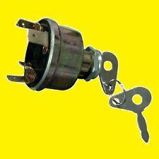 Massey Ferguson 883928M91 Ignition Starter Key Switch Diesel TO35 MF35 MF50 MF65