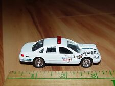 """JL '95 CHEVY CAPRICE """"BEAT THE HEAT"""" POLICE DRAG CAR LIMITED EDITON"""