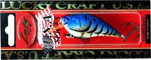 LUCKY CRAFT LC 1.5-349Magic Blue Craw 1qty