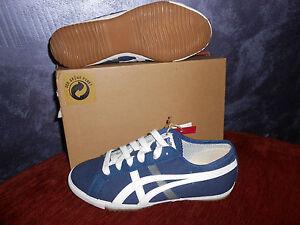 scarpe da ginnastica tiger col.blu  n.39,5  donna ragazza sport