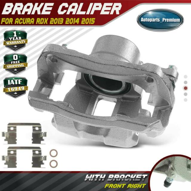 Brake Caliper W/ Bracket For Acura RDX 2013 2014 2015