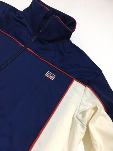 talla Chaqueta Levi's mediana azul deportiva Sportswear qHrw8xIH