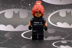 sh328 NEW LEGO BARBARA GORDON FROM SET 70908 THE LEGO BATMAN MOVIE