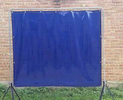 A.B Kelly 5x6 welding curtains 4 colors available