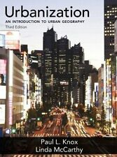 Urbanization-An Introduction to Urban Geography (3rd Edition) by Paul Knox