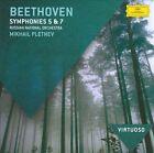 Beethoven: Symphonies Nos. 5 & 7 (CD, Jul-2012, Deutsche Grammophon)