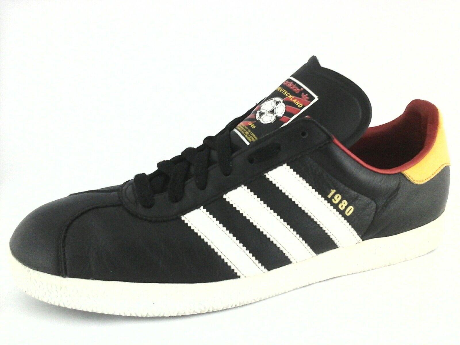 hombre Zapatillas Zapatos de futbol Adidas Deutschland 1980 Alemania 10 10 Alemania Rare f2624c