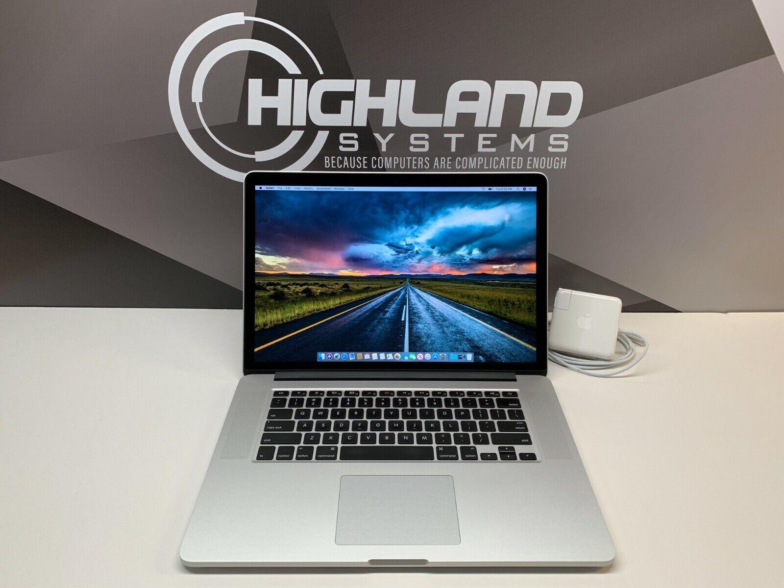 Apple MacBook Pro 15 Retina / Quad Core i7 3.3GHz / 16GB RAM 1TB SSD / WARRANTY. Buy it now for 897.00