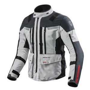 Blouson-moto-Rev-039-it-Revit-Sand-3-argent-black-adventure-tourisme-impermeable