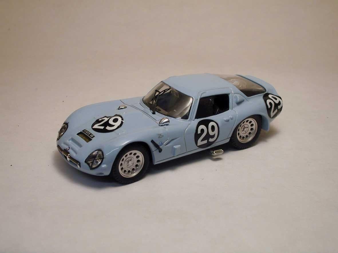Alfa Romeo TZ 2 NC 1000 km monza 1967 R. Martini (Sangri. la' ) volonterio 1 43