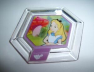disney infinity power disc alice in wonderland tulgey wood