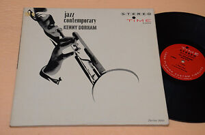 KENNY-DORHAM-LP-TOP-CONTEMPORARY-JAZZ-TIME-SERIE-2000-EX