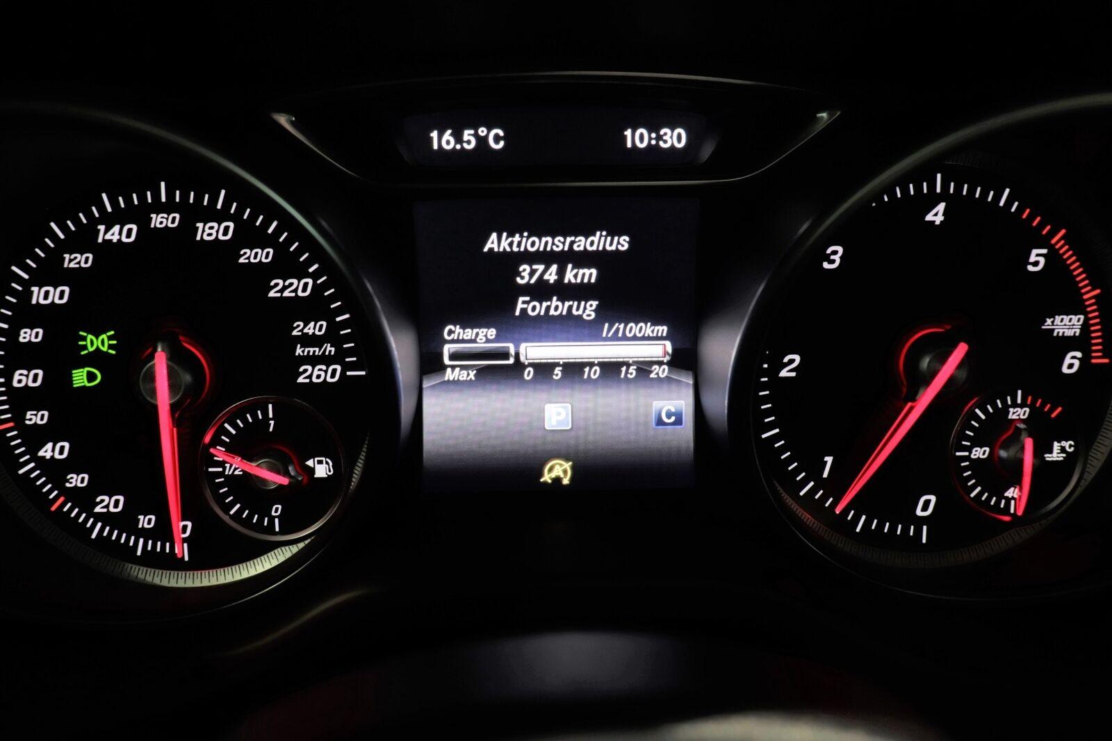 Mercedes GLA200 d