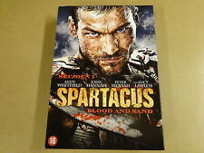 5-DVD BOX / SPARTACUS - BLOOD AND SAND - SEIZOEN 1 / SEASON 1