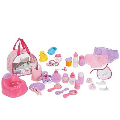 Dolls & Bears 30 Pieces Warm And Windproof Strict You & Me Doll Care Accessories For 12 To 18 Inches Doll Dolls