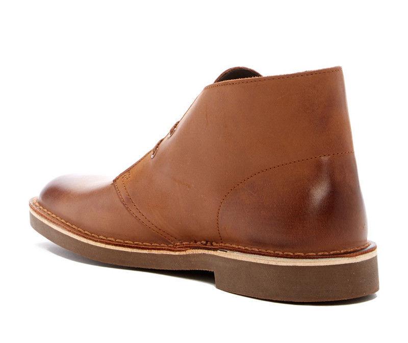New Marc New New New York Thompson Chukka  Marrone stivali  scarpe cfe2b8