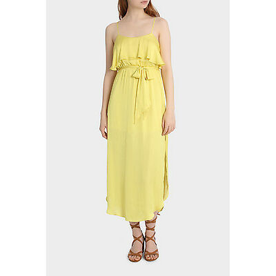 NEW Bardot Serena Day Dress Yellow